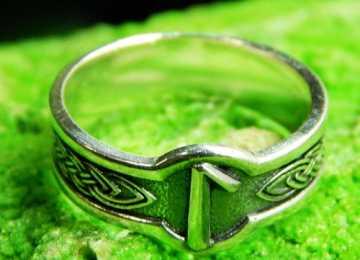 Нанесение рун на кольцо