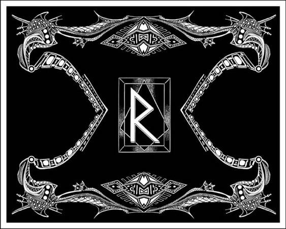 Руна Райдо - значение, сферы гадания и сопутсвующие символы