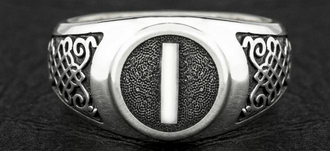 Кольцо с рунами: как изготовить оберег самостоятельно